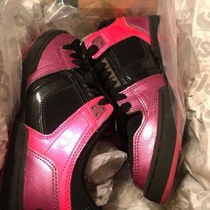 Osiris nyc 83 low girls pink purple black